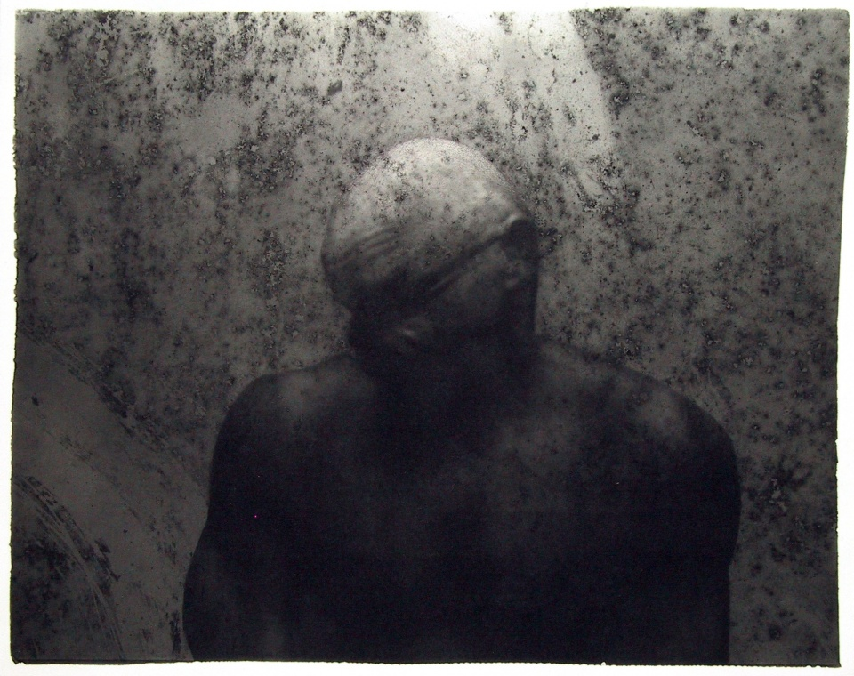 Carbon Print No. 2, 2004, 30x35 cm, limited edition of 24 copies